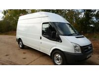 2010/10 Ford Transit 115 T350 LWB Hi Top 6 speed 2.4 Turbo Diesel **call 07956-158103**