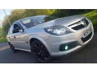 vauxhall vectra c 57 plate 1.8 vvt (black edition) modified must see