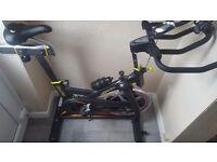 Exercise Bike Triathlon as new
