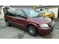 2003 crystler voyger 2.5 crd 7 seater mpv tax n tested swap px welcome