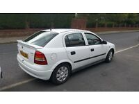 vauxhall astra diesel eco in very good condition inside and out