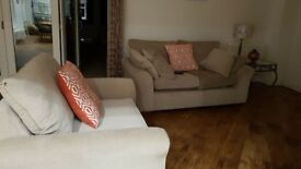 NEXT Snuggle Seat and Medium Size Sofa - 1 year old only with minimal use. RRP:£1500