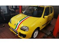 Fiat Siecenta Sporting 1100 3 door hatch