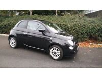 2008 Fiat 500 1.2 Sport – Lovely little Car, MOT March 18, Service History, Just Serviced