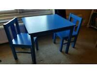 Ikea children's table