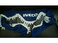 IVECO Truck curtain/sun shield
