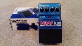 Digitech Screamin' Blues Guitar Pdeal