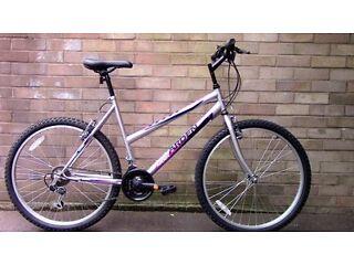 Ayrton's Bike Repairs- Ladies Arden MTB (nearly brand new)