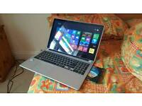 Acer v5 6gb 750gb touchscreen premium hd large hdmi laptop windows 8 can deliver