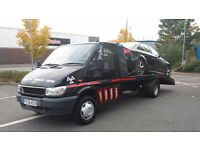 2007 Ford Transit T350 Recovery truck