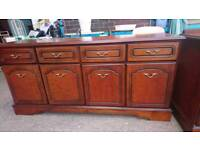 Set of Matching Sideboards. Priced Separately