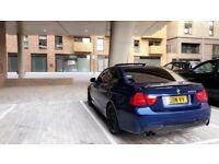 2008 (58) BMW 330D LCI M SPORT, AUTO, FSH, HPI CLEAR, HIGH SPEC MODEL, MSPORT 325D 320D COUPE, SWAP