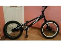 Onza trials bike