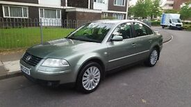 vw passat 2.8 v6 4 motion