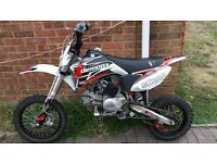 *brand new 2016* 170cc demon x pit bike/ pitbike/ dirt bike/ scrambler/ stomp/ ktm