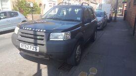 Land Rover Freelander - 2.0 Diesel - NEW MOT - 5DRS