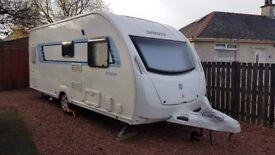 Sprite Major 4 T2D 4 Berth Caravan (2012)