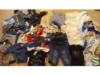 Boy clothes bundle 6-9 months (less than 50p per item!!)