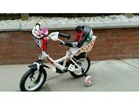 "Kids Apollo lulu 12"" bike for sale"