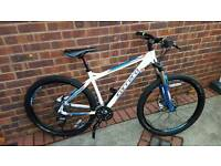 2015 carrera kraken 650b mountain bike