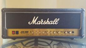 Marshall JCM 2000 DSL 50 Amplifier Head