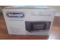 Microwaves Oven (DeLonghi Brand New)