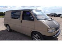 VW t4 petrol able to go in (London emission zone)
