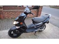 SPEEDFIGHT 50 CC FULL MOT 45MPH
