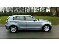 BMW 1 series low milage