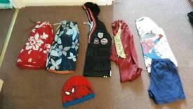 Bundle of boys clothes 6 yrs plus