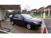 4 Sale Mazda 3TS Automatic 1.6petrol. 28000 miles