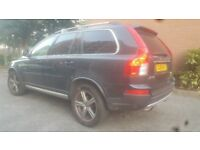 2010 | VOLVO XC90 | 2.4 D5 R-DESIGN | AUTOMATIC | 7 SEATS | LEATHER | ONLY 11450