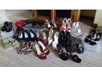 Numerous amounts of Ladies size 5 shoes