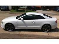 Audi A5 2.0 TDI Black Edition Coupe S Tronic, 2 dr, Low mileage, FSH in superb condition