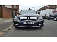 Mercedes c220 cdi 2011 61plate for sale