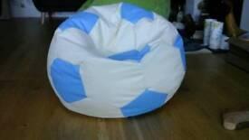 Beanbag Football seat