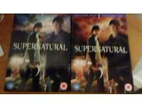 Supetnatural dvds