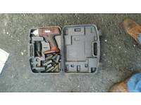 Clarke impact wrench no charger or battery includes sockets