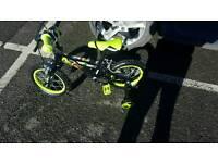 Boys bike brand new
