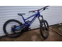 Morewood Kalula Downhill/Freeride bike