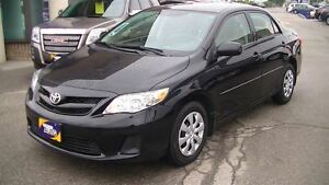 2013 Toyota Corolla CE ENHANCED CONVENIENCE WITH 4 NEW TIRES