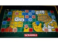 *The Simpsons Scrabble*