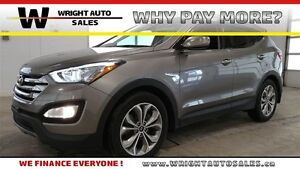 2015 Hyundai Santa Fe Sport LIMITED| AWD| NAVIGATION| LEATHER| S