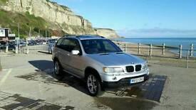 BMW X5 SPORT AUTO RARE SUNROOF SWAP?
