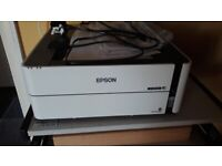 Epsom ET-M1170 Monoprint Printer - as new