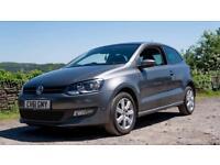 VW polo match 1.2 litre Grey