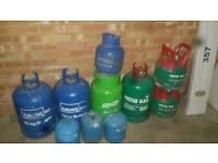 Calor butane /propane gas bottle for sale. FULL