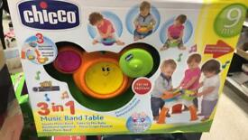 Chicco - Music band table