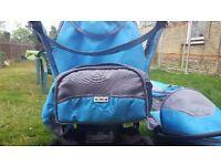 Baby stroller 3 in1