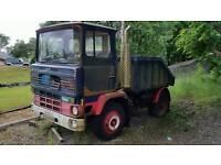 British Leyland marathon vintage truck 1976 rolls royce engine
